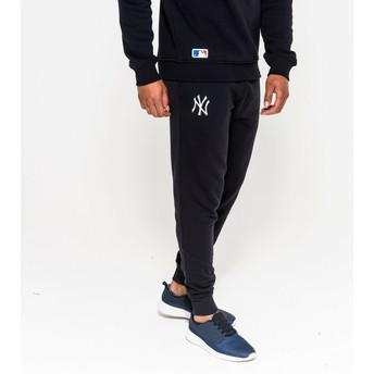 Pantaloni lunghi blu marino Track Pant di New York Yankees MLB di New Era