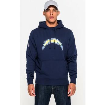 Felpa con cappuccio blu Pullover Hoodie di San Diego Chargers NFL di New Era