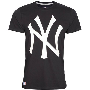 Maglietta maniche corte blu marino di New York Yankees MLB di New Era