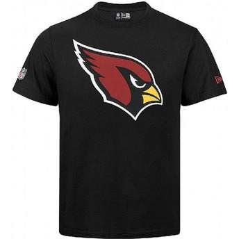 Maglietta maniche corte nera di Arizona Cardinals NFL di New Era