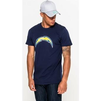Maglietta maniche corte blu di San Diego Chargers NFL di New Era