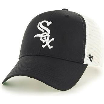 Cappellino trucker nero di Chicago White Sox MLB di 47 Brand