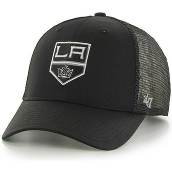 Cappellino trucker nero di Los Angeles Kings NHL MVP Branson di 47 Brand