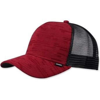 Cappellino trucker rosso Bigseer di Djinns