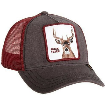 Cappellino trucker marrone ciervo Fever di Goorin Bros.