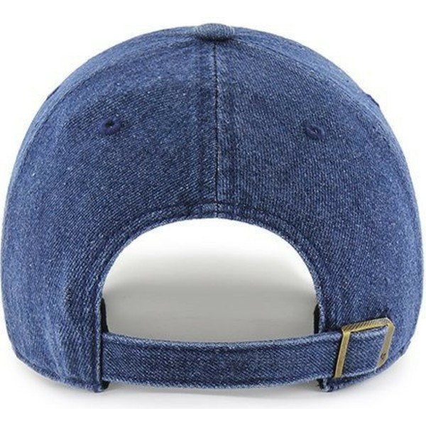 cappellino-visiera-curva-blu-marino-denim-di-new-york-yankees-mlb-clean-up-meadowood-di-47-brand