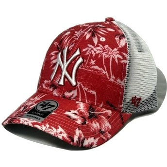 Cappellino trucker rosso di New York Yankees MLB MVP South Coast di 47 Brand