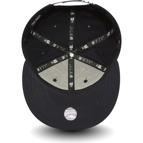 cappellino-visiera-piatta-blu-marino-regolabile-9fifty-essential-di-boston-red-sox-mlb-di-new-era