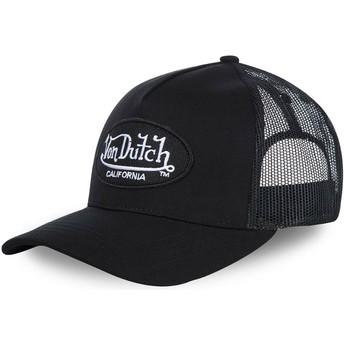 Cappellino trucker nero LOFB di Von Dutch