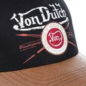 cappellino-trucker-nero-e-marrone-pin-di-von-dutch