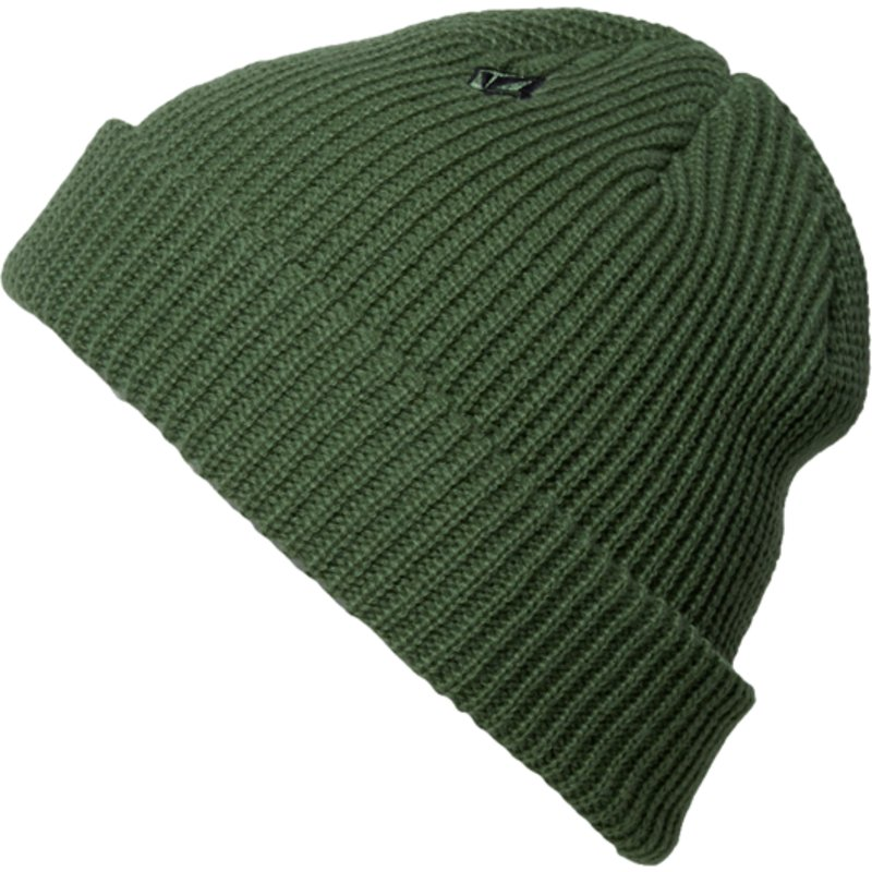 berretto-verde-full-stone-dark-kelly-di-volcom