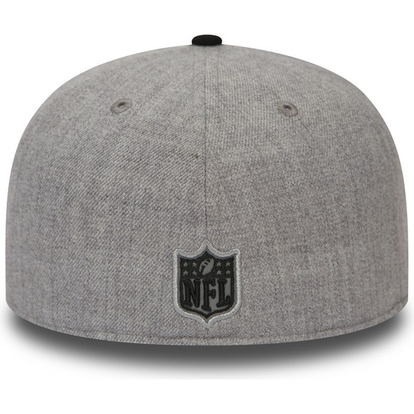 cappellino-visiera-piatta-grigio-e-nero-aderente-59fifty-reflective-heather-di-oakland-raiders-nfl-di-new-era
