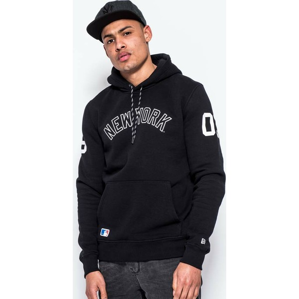 felpa-con-cappuccio-nera-pullover-hoody-east-coast-di-new-york-yankees-mlb-di-new-era