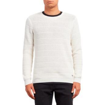 Maglione bianco Joselit Dirty White di Volcom