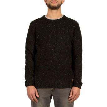 Maglione nera Edmonder Black di Volcom