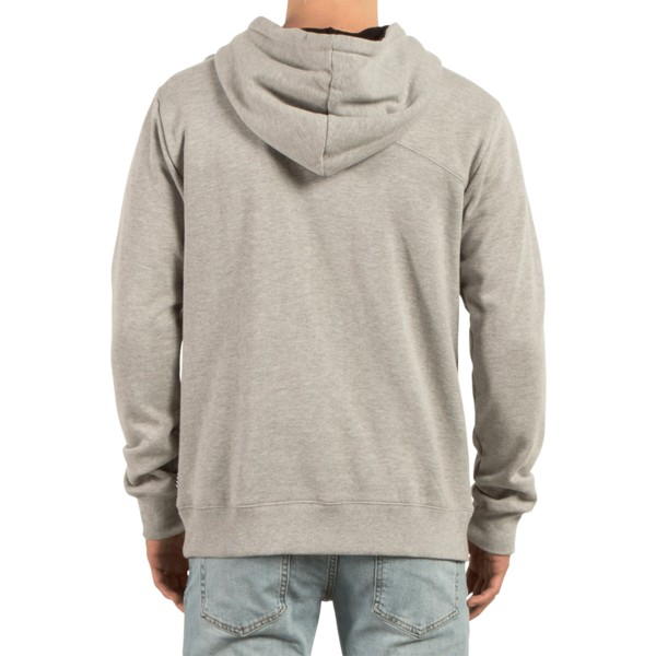 felpa-con-cappuccio-grigia-single-stone-heather-grey-di-volcom