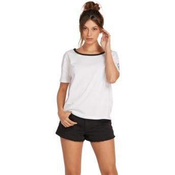Maglietta maniche corte bianca One Of Each White de Volcom