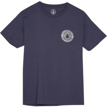 Maglietta maniche corte blu marino per bambino Volcomsphere Midnight Blue de Volcom