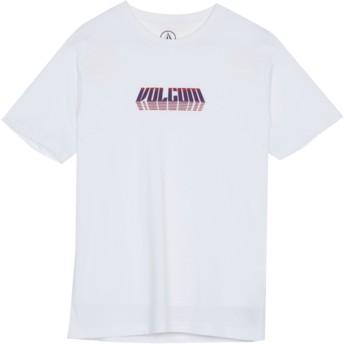 Maglietta maniche corte bianca per bambino Black Hole White de Volcom