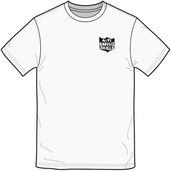 Maglietta maniche corte bianca Ozzie White de Volcom