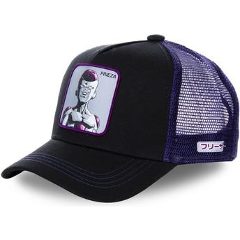Cappellino trucker nero e viola Frieza FREB Dragon Ball di Capslab