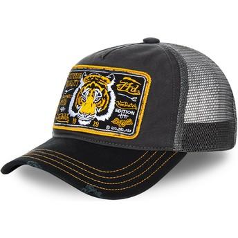 Cappellino trucker grigio tigre TRUCK13 di Von Dutch
