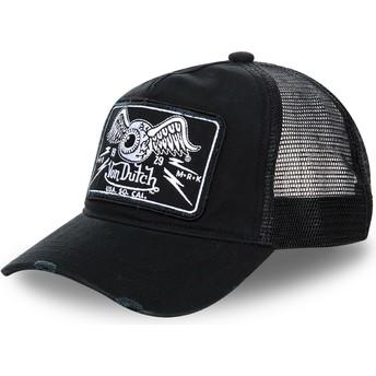 Cappellino trucker nero TRUCK07 di Von Dutch