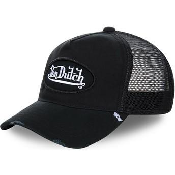 Cappellino trucker nero TRUCK01 di Von Dutch