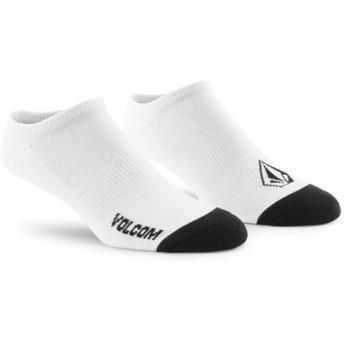 Calzini bianchi Stone Ankle White di Volcom