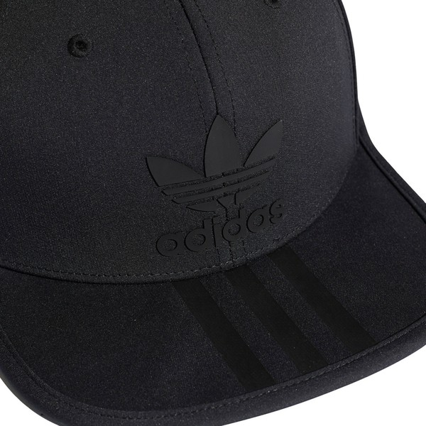 adidas nero cap 3 stripes