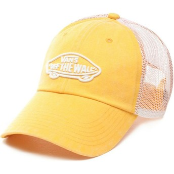 Cappellino trucker giallo Acer di Vans