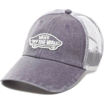 Cappellino trucker viola Acer di Vans