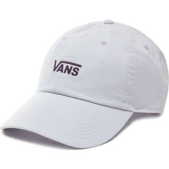 Cappellino visiera curva viola regolabile Court Side di Vans