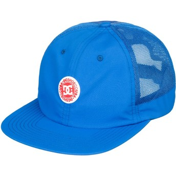 Cappellino trucker blu Harsh Pocket di DC Shoes