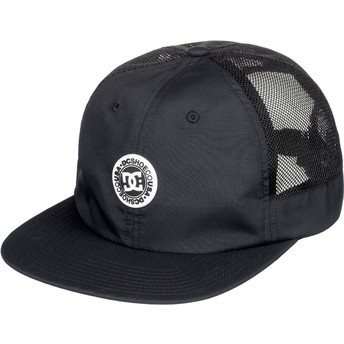 Cappellino trucker nero Harsh Pocket di DC Shoes
