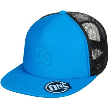 Cappellino trucker blu Greet Up di DC Shoes