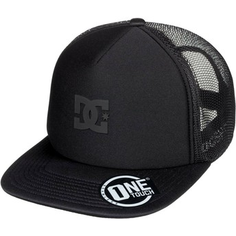 Cappellino trucker nero Greet Up di DC Shoes