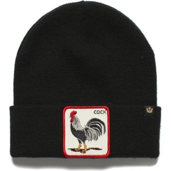 Berretto nero gallo Winter Bird di Goorin Bros.