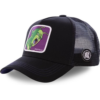Cappellino trucker nero Piccolo PIC2 Dragon Ball di Capslab