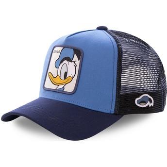 Cappellino trucker blu PaperinoDUC1 Disney di Capslab