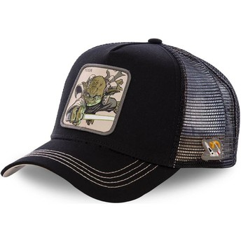Cappellino trucker nero Yoda YOD2 Star Wars di Capslab