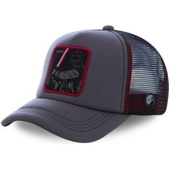 Cappellino trucker grigioDarth Vader VAD5M Star Wars di Capslab
