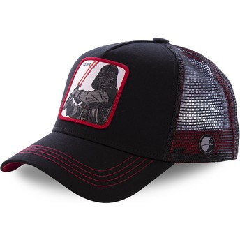 Cappellino trucker nero Darth Vader VAD2 Star Wars di Capslab