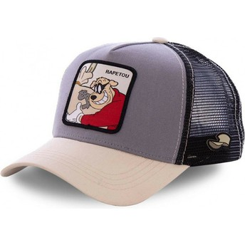 Cappellino trucker marrone Beagle Boys BEA2 Disney di Capslab