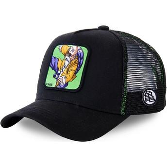 Cappellino trucker nero e verde Master Roshi KAM9 Dragon Ball di Capslab