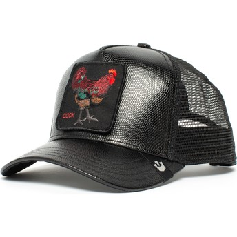 Goorin Bros. Big Rooster Black Trucker Hat