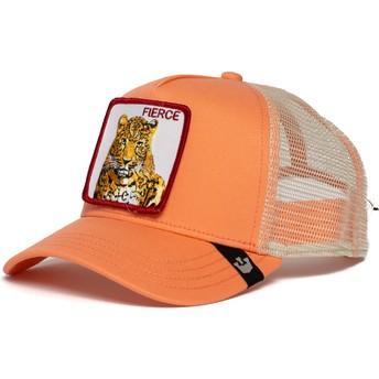 Goorin Bros. Fierce Tiger Pink Trucker Hat