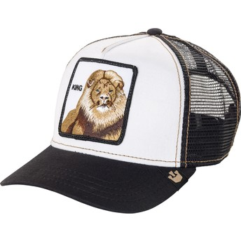 Goorin Bros. Youth Lion Little King Black Trucker Hat