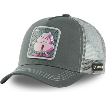 Capslab Poop-Boy POO3 Dr. Slump Grey Trucker Hat