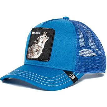 Goorin Bros. Wolf Blue Trucker Hat